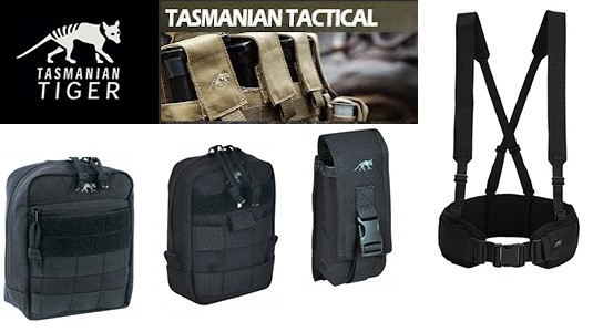 Tasmanian Tiger Tactical Gear
