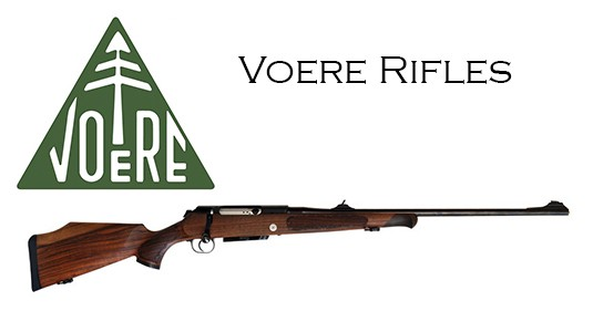 Voere Rifles
